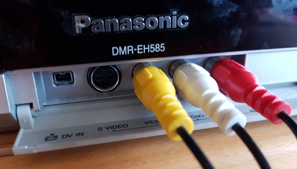 Anleitung: Wie überspiele ich alte Videokassetten auf DVD oder PC ...